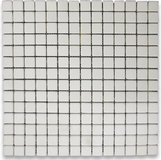 mozaic-thassos-tumbled-2,3x2,3-1